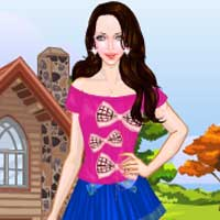 Free online flash games - Fancy Bowtie Theme game - Games2Dress