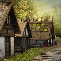 Free online flash games - 365Escape Viking Village game - Games2Dress