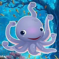 Free online flash games - Hiddenogames Hidden Little Octopus game - Games2Dress