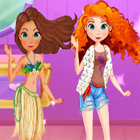 Free online flash games - Wavy Eyebrows Dressupwho game - Games2Dress
