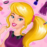 Free online flash games - Ellies First Date Gaby game - Games2Dress