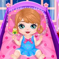 Free online flash games - Baby Care Spa Salon game - Games2Dress