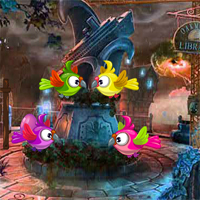 Free online flash games - AvmGames Escape From Pleasant Castle game - Games2Dress