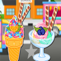 Free online flash games - Cooking Ice Cream and Gelato 1cookinggames game - Games2Dress