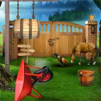 Free online flash games - 5nGames Can You Escape Farmhouse game - Games2Dress