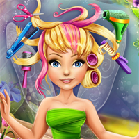 Pixie Hollow Real Haircuts Girlsplay
