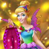 Free online flash games - Fairy Princess Dresser 2 game - Games2Dress