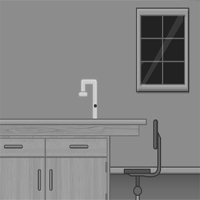 Free online flash games - Mousecity Black And White Escape Lab game - Games2Dress
