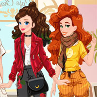Free online flash games -  Audreys Mood Swing game - Games2Dress