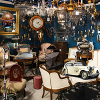 Antique Room Hidden Objects