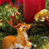 Free online flash games - HOG Christmas Candle Hidden Stars game - Games2Dress