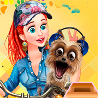 Free online flash games - Princesses And Pets Photo Contest Freegamescasual game - Games2Dress