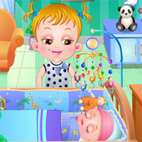 Free online flash games - Baby Hazel New Born Vaccination game - Games2Dress