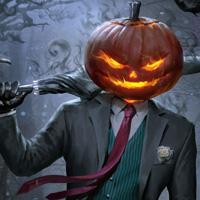 Free online flash games - Hiddenogames Halloween 2018-Hidden Stars game - Games2Dress