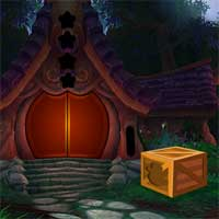 Free online flash games - Games4King Forest Hut Escape 2 game - Games2Dress