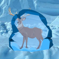 Free online flash games - New Jersey Frozen Deer Rescue game - Games2Dress
