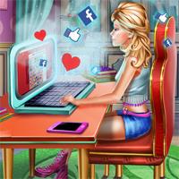Free online flash games - Ellie Vogue Blog SiSiGames game - Games2Dress