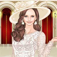 Free online flash games - Modern Princess game - Games2Dress