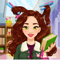 Free online flash games -  Olivia Real Haircuts game - Games2Dress