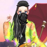 Free online flash games - Burning Man Hairstyles Dressupwho game - Games2Dress