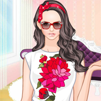 Free online flash games - Fairy Tale Princess game - Games2Dress