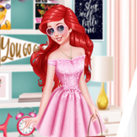Free online flash games - Merrmaid Princess Girly Vs Boyish game - Games2Dress