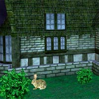 Free online flash games - Avm Wooden House Escape game - Games2Dress