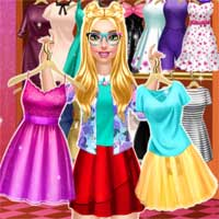 Free online flash games - Evie Girly Or Tomboy DariaGames game - Games2Dress