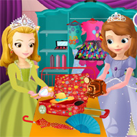 Free online flash games - Sofia And Amber Summer Trip Fizizi game - Games2Dress