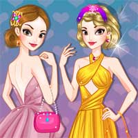 Free online flash games - Fairy Tale Cutout Gown game - Games2Dress