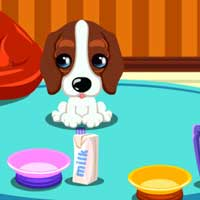 Free online flash games - Baby Doggy Day Care ColordesignGames game - Games2Dress
