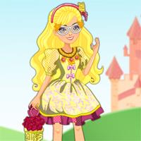Free online flash games - Birthday Ball Rosabella Beauty Starsue game - Games2Dress