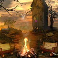Free online flash games - FirstEscapeGames Escape Game Medieval Castle game - Games2Dress