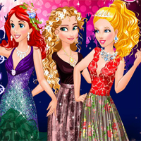 Free online flash games - Disney College Graduation Ball game - Games2Dress