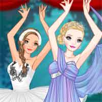 Free online flash games - Dancers New Dresses Loligames game - Games2Dress