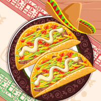 Free online flash games - BBQ Steak Tacos game - Games2Dress