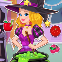 Free online flash games - Audreys Spell Factory Girlg game - Games2Dress