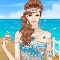 Free online flash games - Ocean Princess game - Games2Dress