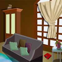 Free online flash games - Escape From Pretty Home EscapeGamesToday game - Games2Dress