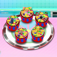 Free online flash games - Animal Cupcakes for Kids Gamesforgirlz game - Games2Dress