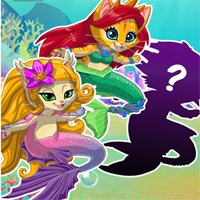 Free online flash games - Mermaid Kitty Maker Girlg game - Games2Dress