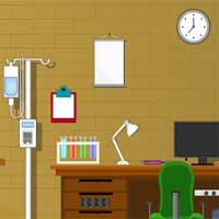 Free online flash games - KnfGame Escape From a Hospital ICU Room game - Games2Dress