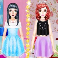 Free online flash games - Mikis Kawaii Look DariaGames game - Games2Dress