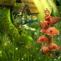 Free online flash games - Easter Egg Fantasy Escape game - Games2Dress