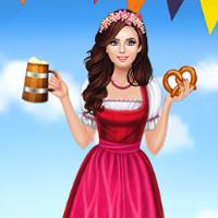 Free online flash games - Bonnie Oktoberfest Dressupwho game - Games2Dress