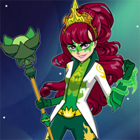 Free online flash games - Mysticons Arkayna Goodfrey Starsue game - Games2Dress