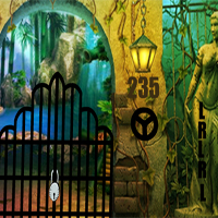 Free online flash games - Games4King Old Scary Palace Escape game - Games2Dress