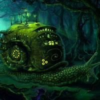 Free online flash games - Fantasy Habitat Escape game - Games2Dress