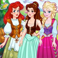 Free online flash games - Ren Fair Fashion Girlsplay game - Games2Dress