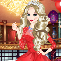 Free online flash games - Princess Graduation Ball game - Games2Dress
